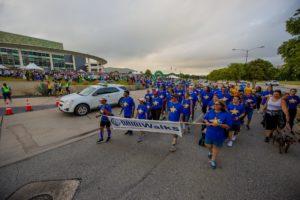 Integral Care team leading NAMIWalks Central Texas